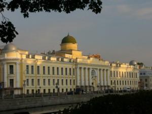 Здание Императорского училища правоведения1